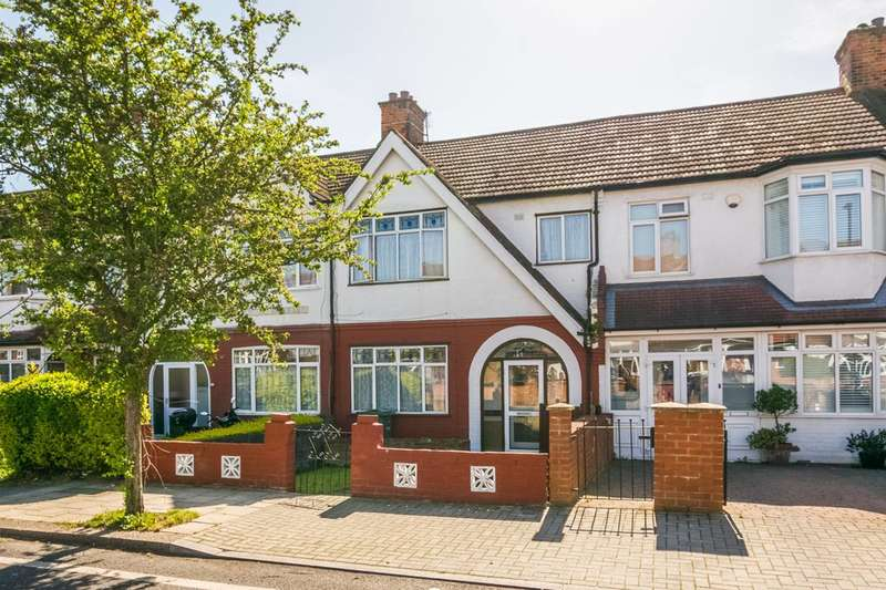3 Bedrooms House for sale in Leithcote Gardens, Streatham, SW16