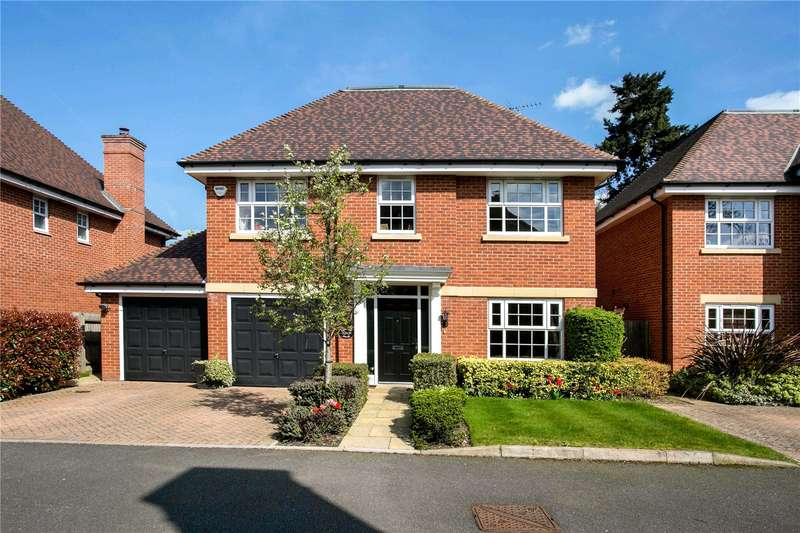 5 Bedrooms Detached House for sale in Rosken Grove, Farnham Royal, Buckinghamshire, SL2