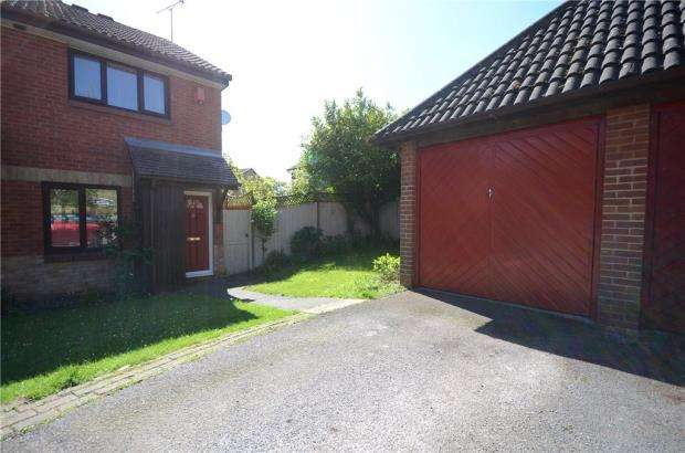 2 Bedrooms End Of Terrace House for sale in Bolwell Close, Twyford, Reading