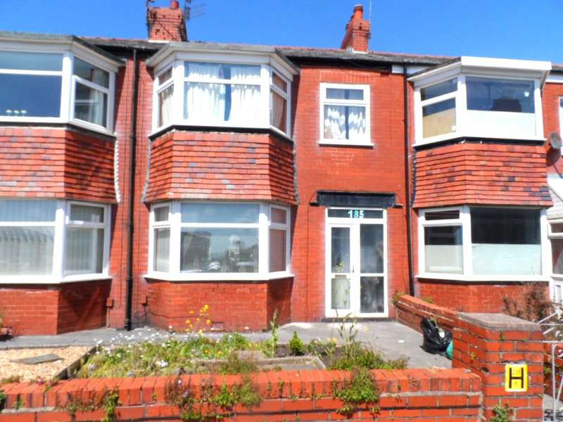 3 Bedrooms Terraced House for sale in Squires Gate Lane, BLACKPOOL, FY4 2QQ