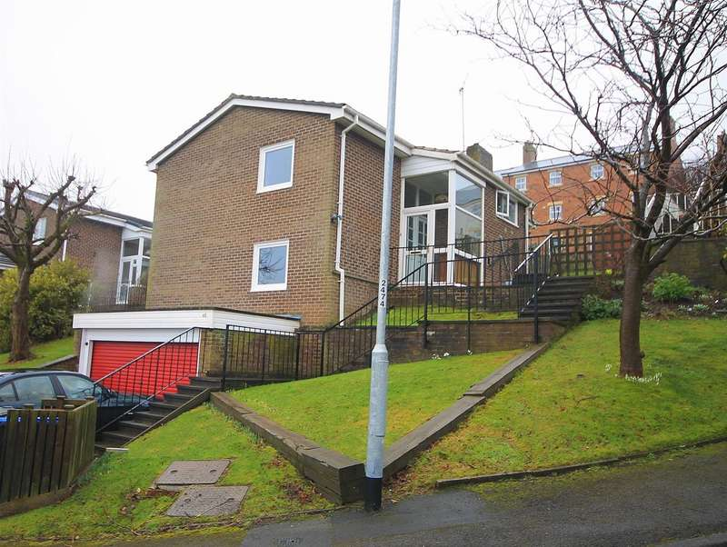 5 Bedrooms Detached House for sale in Archery Rise, Nevilles Cross, Durham