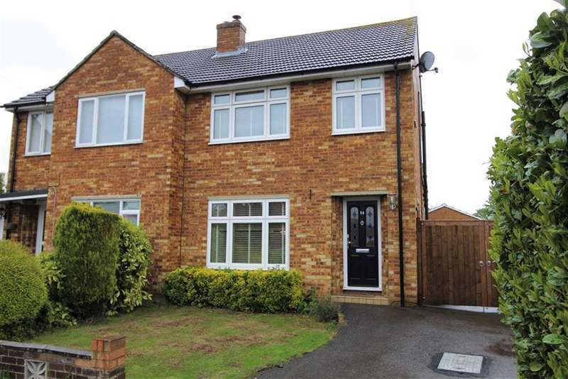3 Bedrooms Semi Detached House for sale in Harkness Road, Burnham