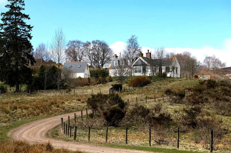 3 Bedrooms Detached House for sale in Strathmore Cottage, Tomnavoulin, Ballindalloch, Moray, AB37