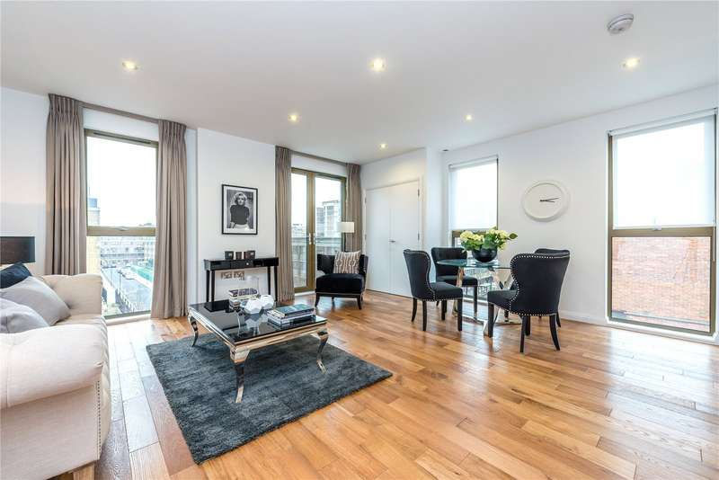 3 Bedrooms Flat for sale in The Residence Hoxton London