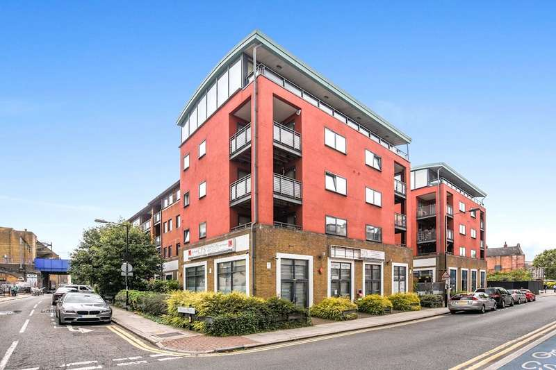 3 Bedrooms Flat for sale in 547 Cable Street Limehouse