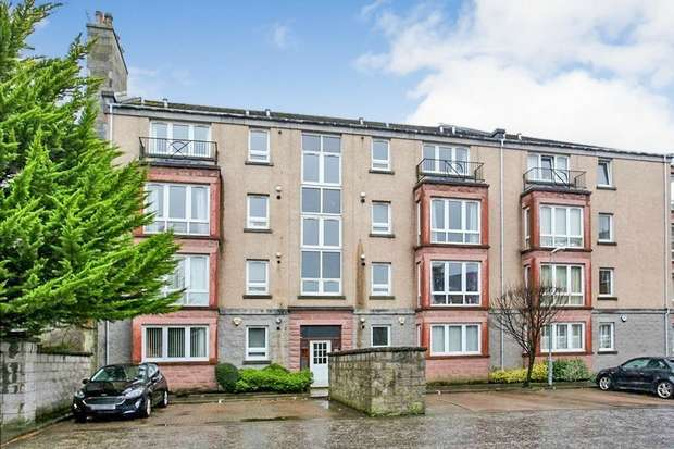 2 Bedrooms Flat for sale in Granton Gardens, Aberdeen