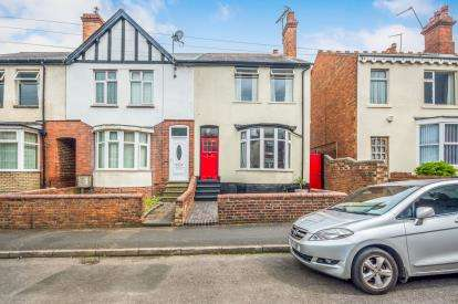 3 Bedrooms End Of Terrace House for sale in Eastbourne Street, Walsall, West Midlands