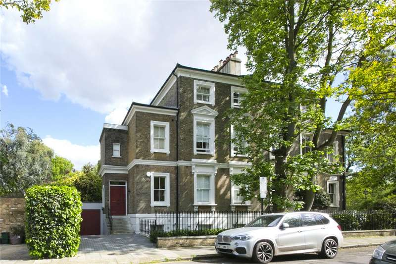 5 Bedrooms Semi Detached House for sale in Alwyne Road, Canonbury, N1