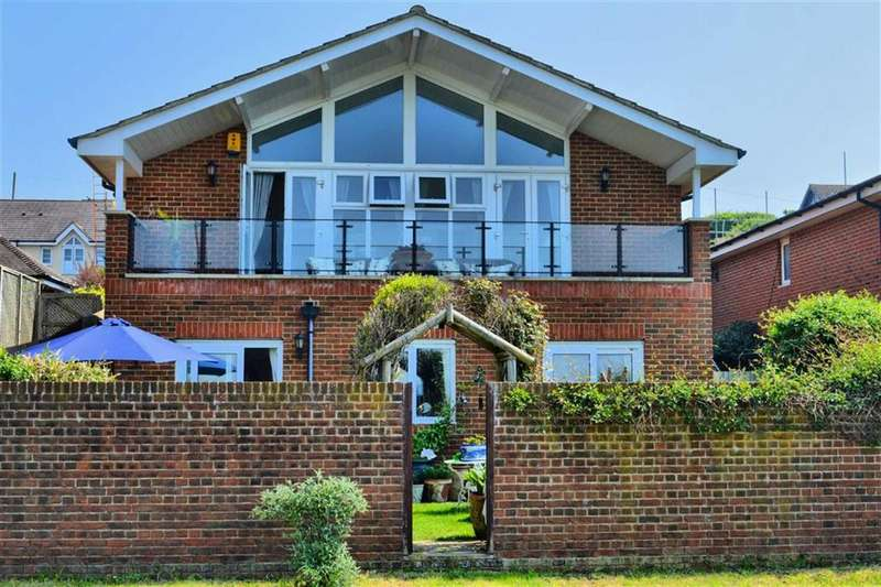 3 Bedrooms Detached House for sale in Tide Mills Way, Seaford, East Sussex