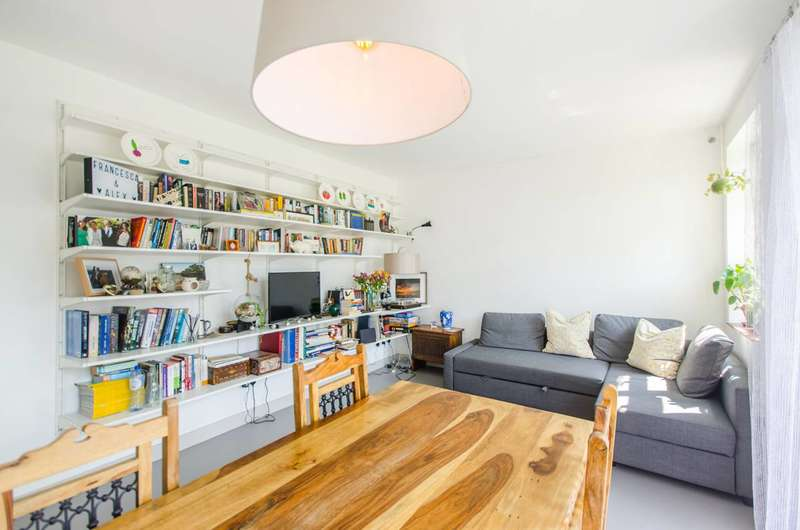 2 Bedrooms Flat for sale in Dulwich Common, Dulwich, SE22