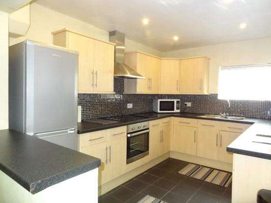 4 Bedrooms Terraced House for rent in Albany Road, Earlsdon, Coventry, CV5