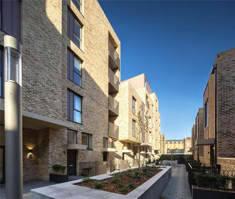 2 Bedrooms Apartment Flat for sale in Grays Inn Road, Kings Cross, WC1X