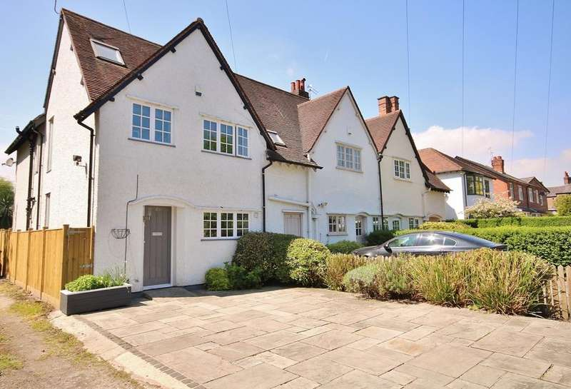 4 Bedrooms End Of Terrace House for sale in Bedells Lane, Wilmslow