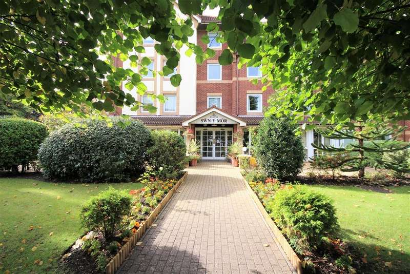 1 Bedroom Flat for sale in Conway Road, Colwyn Bay