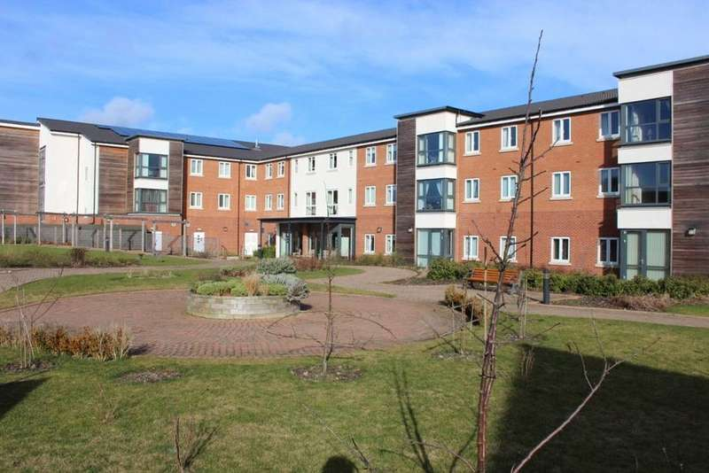 2 Bedrooms Apartment Flat for sale in Weetslade Court, Wideopen, Newcastle Upon Tyne, Tyne Wear