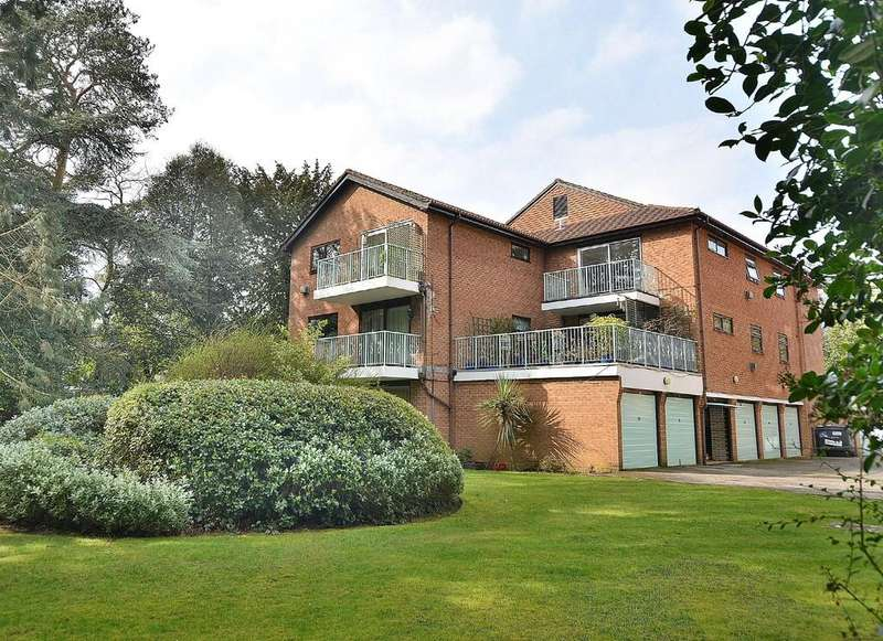 2 Bedrooms Apartment Flat for sale in Orchardleigh Park, 21 Dean Park Road