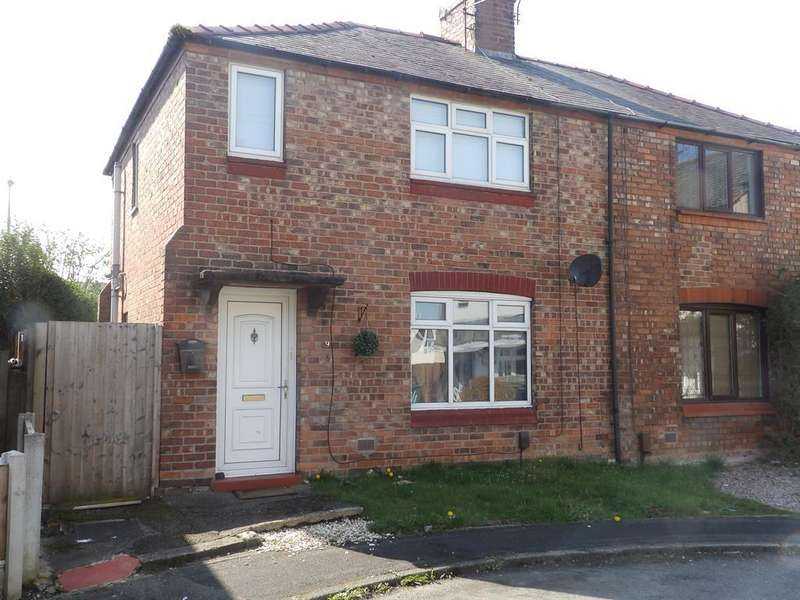 2 Bedrooms Semi Detached House for sale in Briardale Gardens, Little Sutton, Cheshire, CH66 1PX