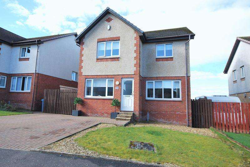 5 Bedrooms Detached Villa House for sale in 14 Shaw Place, Coylton, KA6 6QF