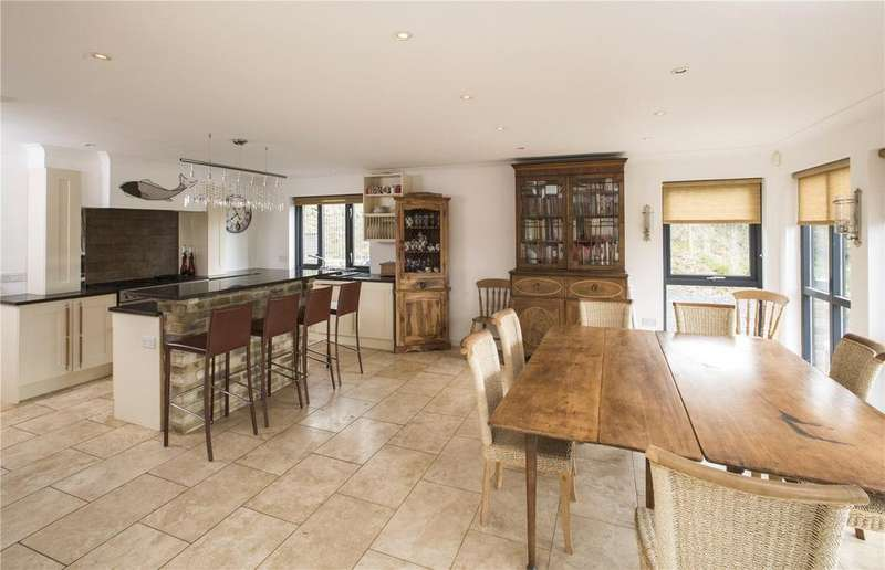4 Bedrooms Detached House for sale in Hume Mill, Hume, Kelso, Scottish Borders