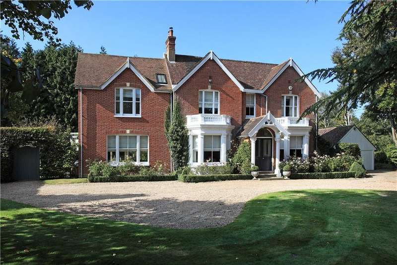 6 Bedrooms Detached House for sale in Maidstone Road, Matfield, Kent, TN12