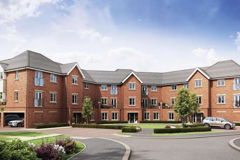 2 Bedrooms Apartment Flat for sale in Mill Lane, Calcot, Reading, RG31