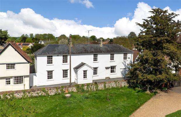 5 Bedrooms Detached House for sale in Church Street, Great Chesterford, Saffron Walden, Essex