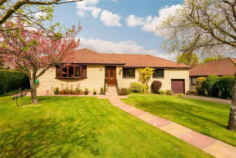 4 Bedrooms Detached Bungalow for sale in Bellhouse Road, Aberdour, Burntisland, Fife, KY3