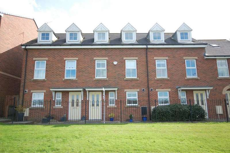3 Bedrooms Town House for sale in Ayden Grove, Newton Hall