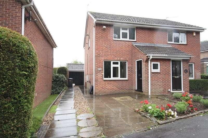 2 Bedrooms Semi Detached House for rent in Ladybank Road, Mickleover