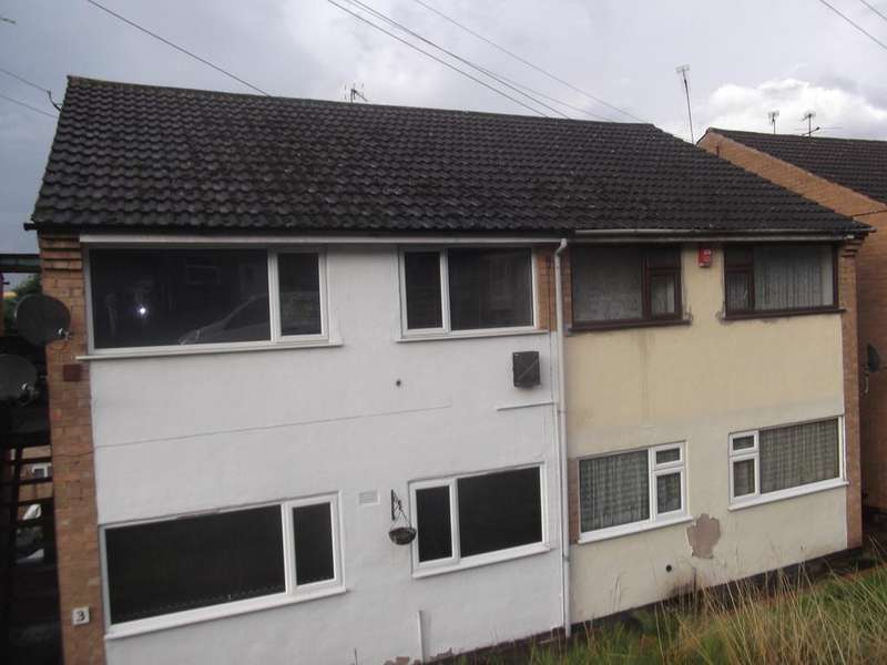 2 Bedrooms Flat for rent in Chestefield Court, Nottinham NG4