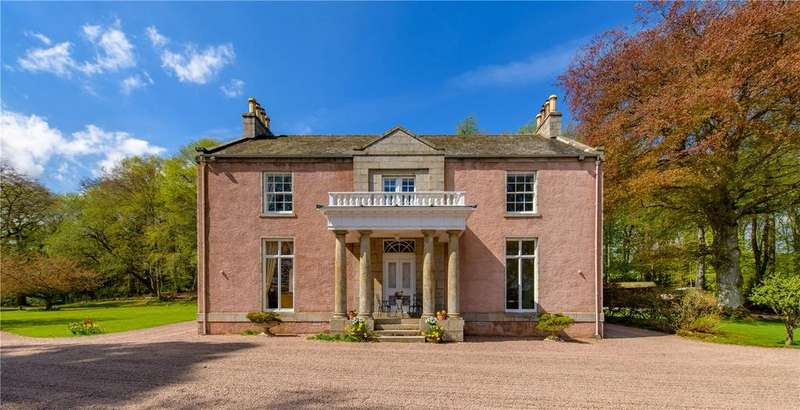 7 Bedrooms Detached House for sale in Corrachree House, Tarland, Aboyne, Aberdeensire, AB34