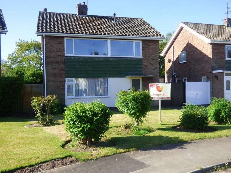 3 Bedrooms Detached House for sale in Avebury Gardens, Spalding