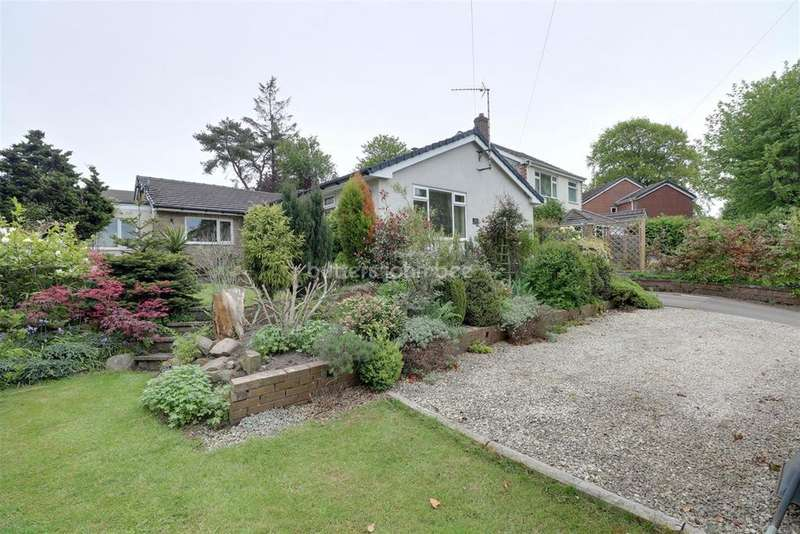 3 Bedrooms Bungalow for sale in Moss Lane, Macclesfield