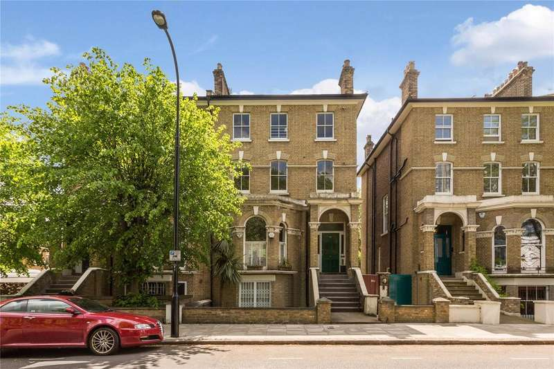 2 Bedrooms Flat for sale in King Henrys Road, Primrose Hill