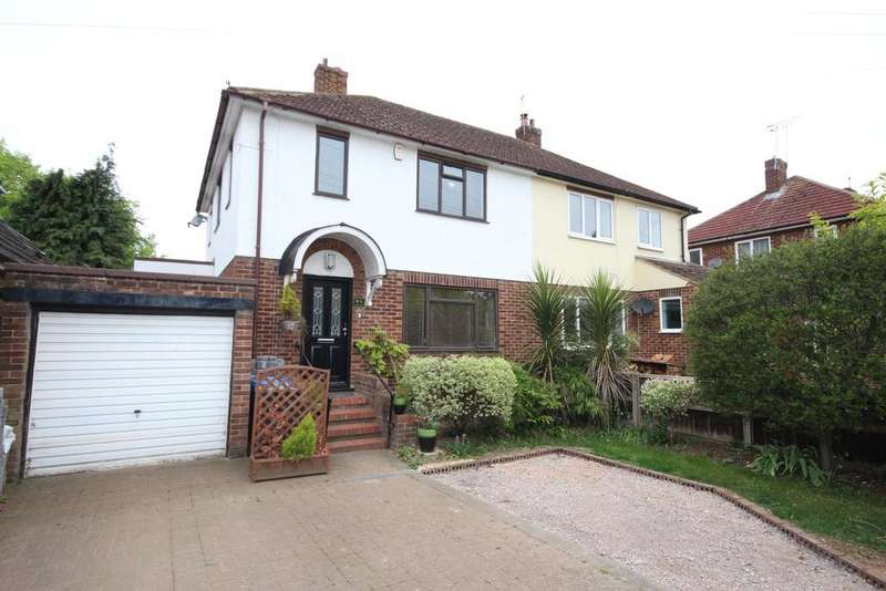 3 Bedrooms Semi Detached House for sale in Blackamoor Lane, Maidenhead