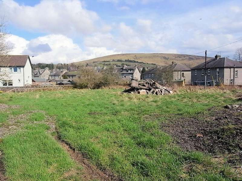 Plot Commercial for sale in Eskdale Place, Langholm DG13