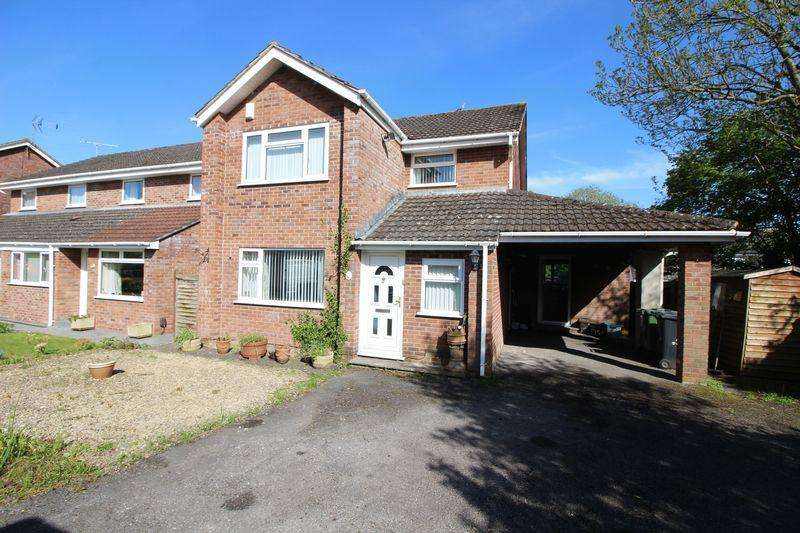 3 Bedrooms Detached House for sale in Tetbury Gardens, Nailsea