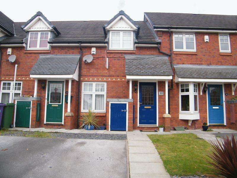 2 Bedrooms Terraced House for sale in Logfield Drive, Liverpool