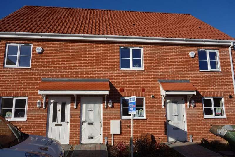 3 Bedrooms Town House for sale in Plot 22 Heritage Green, Kessingland