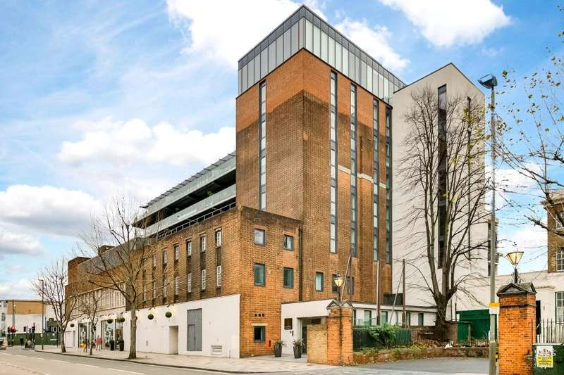 1 Bedroom Apartment Flat for sale in Lumiere Apartments, Battersea, SW11