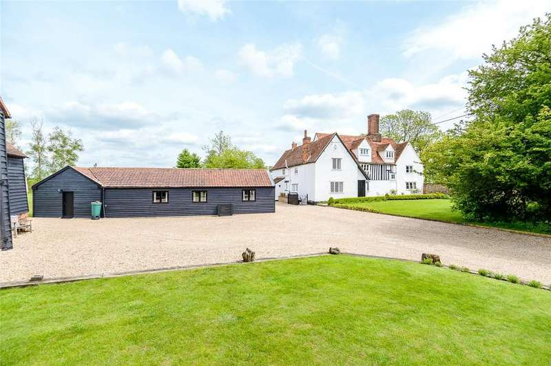 6 Bedrooms Unique Property for sale in Pledgdon Green, Henham, Essex, CM22