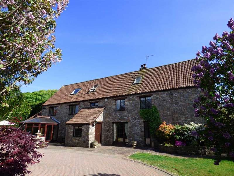 5 Bedrooms Detached House for sale in The Court Barn, Manor Farm, Crick, Caldicot