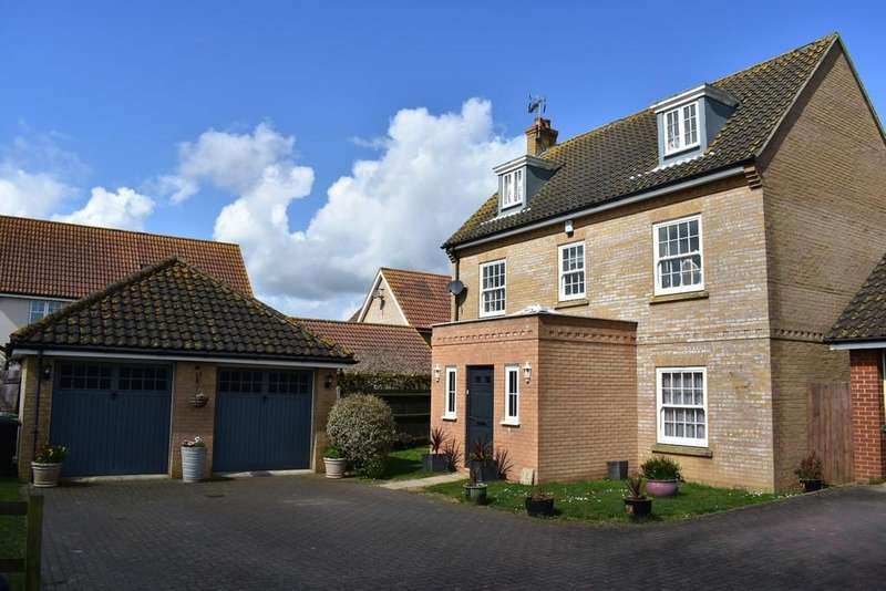 5 Bedrooms Detached House for sale in Yewdale, Carlton Colville