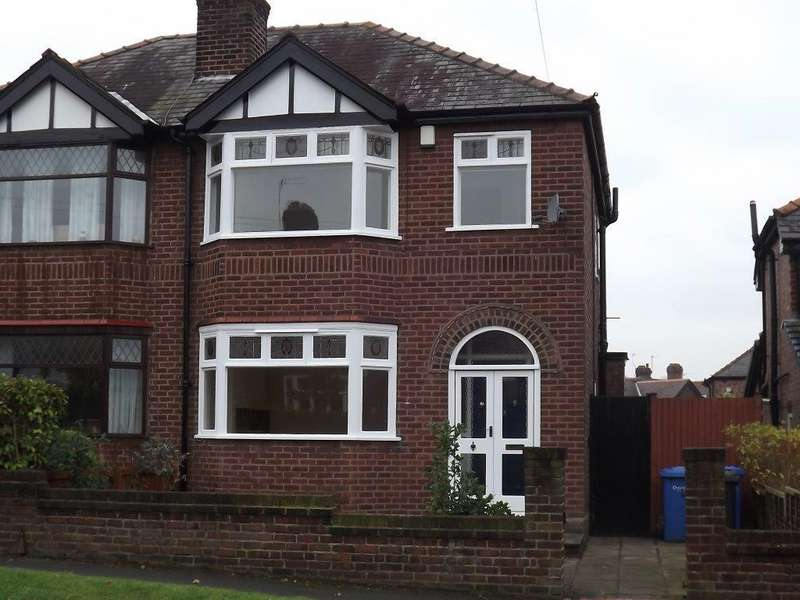 3 Bedrooms Semi Detached House for rent in Osborne Road, Walton