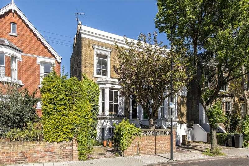 4 Bedrooms Semi Detached House for sale in Spenser Road, London, SE24