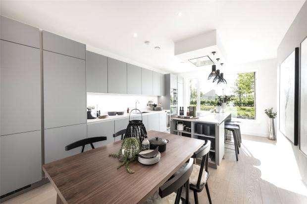 4 Bedrooms Terraced House for sale in Eddington Avenue, Cambridge, Cambridgeshire