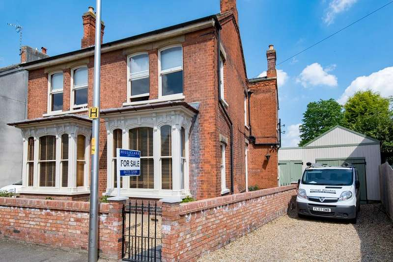 5 Bedrooms Detached House for sale in St Thomas Road, Spalding, PE11