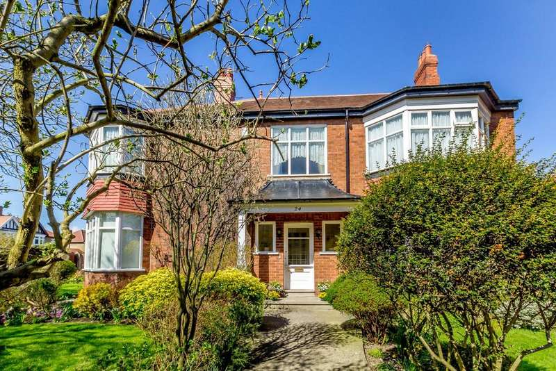 5 Bedrooms Detached House for sale in Fernville Road, Gosforth, Newcastle Upon Tyne, Tyne Wear