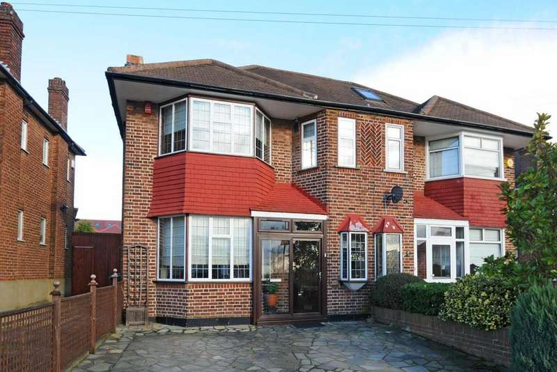4 Bedrooms Semi Detached House for sale in Mandeville Road, Southgate