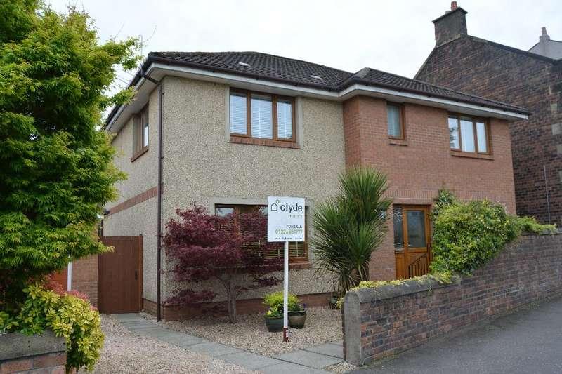 5 Bedrooms Detached House for sale in 176a, King Street, Stenhousemuir, Falkirk, FK5 4HT